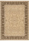 Capel Rugs Creative Concepts Cane Wicker - Canvas Neptune (477) Rectangle 3' x 5' Area Rug