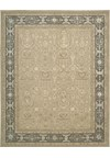 Capel Rugs Creative Concepts Cane Wicker - Canvas Brass (180) Rectangle 4' x 6' Area Rug
