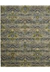 Capel Rugs Creative Concepts Cane Wicker - Bahamian Breeze Coal (325) Rectangle 5' x 8' Area Rug