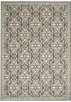 Capel Rugs Creative Concepts Cane Wicker - Paddock Shawl Indigo (475) Rectangle 5' x 8' Area Rug