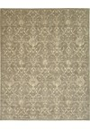 Capel Rugs Creative Concepts Cane Wicker - Canvas Persimmon (847) Rectangle 6' x 6' Area Rug