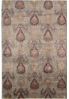 Capel Rugs Creative Concepts Cane Wicker - Fife Plum (470) Rectangle 8' x 8' Area Rug