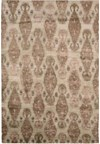 Capel Rugs Creative Concepts Cane Wicker - Vierra Brick (530) Rectangle 8' x 8' Area Rug