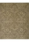 Capel Rugs Creative Concepts Cane Wicker - Dream Weaver Marsh (211) Rectangle 9' x 12' Area Rug