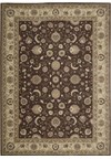 Capel Rugs Creative Concepts Cane Wicker - Bahamian Breeze Coal (325) Rectangle 12' x 12' Area Rug