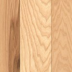 "Mohawk Berry Hill: Hickory Natural 3/4"" x 3 1/4"" Solid Hardwood WSC35 10"