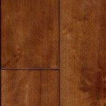 "LW Mountain Pre-Finished Hand-Scraped Maple: Columbian 3/4"" x 4 15/16"" Solid Hardwood WESH2C/41516"