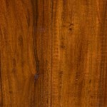 "Signature Hand-Scraped Exotic Walnut: Golden Topaz 9/16"" x 4 3/4"" Engineered Hardwood"