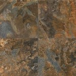 Armstrong Alterna Allegheny Slate: Copper Mountain Luxury Vinyl Tile D2332