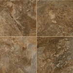 Armstrong Alterna Allegheny Slate: Bronze Age Luxury Vinyl Tile D2331