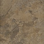Armstrong Alterna Mesa Stone: Chocolate Luxury Vinyl Tile D5109