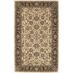 "Surya Ancient Treasures Jet Black (A-116) Rectangle 5'0"" x 8'0"""