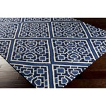 "Surya Beth Lacefield Alameda Sapphire Blue (AMD-1005) Rectangle 8'0"" x 11'0"""
