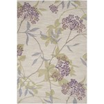 "Surya Ameila Parchment (AME-2224) Rectangle 5'0"" x 7'6"""