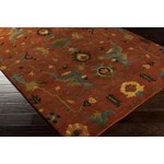 "Surya Anastacia Burnt Sienna (ANA-8411) Rectangle 9'0"" x 13'0"""