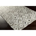 "Surya Appalachian Winter White (APP-1003) Square 1'6"" x 1'6"""