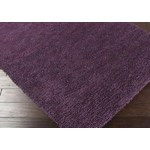 "Surya Aros Prune Purple (AROS-15) Rectangle 4'0"" x 10'0"""