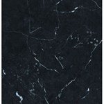 Karndean Knight Tile: Midnight Black Marble Luxury Vinyl Tile T74