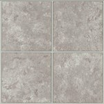 Armstrong Peel N Stick Caliber: Columbia Court White Taupe Residential Vinyl Tile 21640