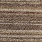 "Milliken Studio Simply Stripes: Encore 19.7"" x 19.7"" Carpet Tile 606"