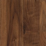 Quick-Step Classic Sound: Chesapeake Walnut 8mm Laminate with Attached Pad U1272S