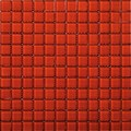 "Emser Lucente Solids Glass Mosaic 12.5"" x 12.5"" : Ruby"