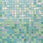 "Daltile City Lights Glass Mosaic 12"" x 12"" : St. Thomas CL701212MS1P"