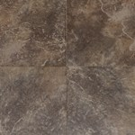 "Daltile Continental Slate: Moroccan Brown 12"" x 12"" Porcelain Tile CS5512121P6"