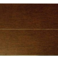"MS International Wood Stone Series: Mahogany 6"" x 24"" Porcelain Tile NWOODMAHO6X24"