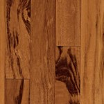 "Indusparquet Solid Exotic: Tigerwood 3/4"" x 3"" Solid Hardwood IPPFTW3"