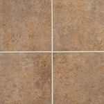 "Mannington Symphony: Old Brass 12"" x 12"" Porcelain Tile SY1T12"