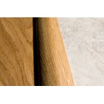 "Kahrs Original American Naturals Collection:  Overlap Reducer Hard Maple Toronto - 78"" Long"
