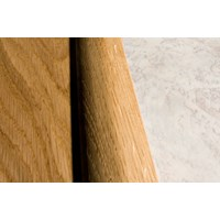 "Kahrs Original World Naturals Collection:  Overlap Reducer Brazilian Cherry La Paz - 78"" Long"