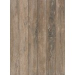 "Mohawk Stage Pointe: Toasted Walnut 6"" x 24"" Ceramic Tile 16000"