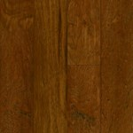 "Armstrong American Scrape: Autumn Blaze 3/8"" x 5"" Engineered Hickory Hardwood EAS501  <font color=#e4382e> Clearance Sale! Lowest Price! </font>"