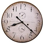 Howard Miller 620-315 Original IV Wall Clock