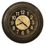 Howard Miller 625-545 Bozeman Wall Clock