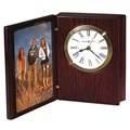 Howard Miller 645-711 Portrait Book II Table Top Clock