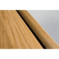 "Kahrs Linnea City Collection:  Square Nose Reducer American Cherry Natural - 78"" Long"
