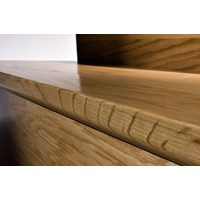 "Kahrs Original World Naturals Collection: Flush Stair Nose Merbau Manila - 78"" Long"