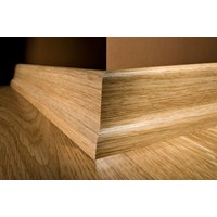 "Kahrs Linnea City Collection: Slim Base Walnut Natural - 96"" Long"