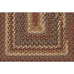 "Surya Country Living Cottage Braids Caviar (CTG-4501) Rectangle 2'6"" x 6'0"""