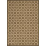 "Surya Elements Brown Sugar (ELT-1002) Rectangle 5'3"" x 7'6"""
