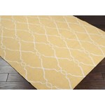 "Surya Jill Rosenwald Fallon Gold (FAL-1001) Rectangle 8'0"" x 11'0"""
