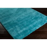 "Surya Heaven Deep Sky Blue (HEA-8012) Rectangle 3'0"" x 5'0"""
