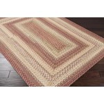 "Surya Jamestown Brick Red (JAM-4300) Oval 2'0"" x 3'0"""