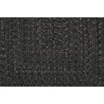 "Surya Liberty Coal Black (LIB-4400) Rectangle 2'6"" x 6'0"""