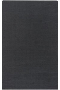 Surya Mystique Charcoal Gray (M-341) Rectangle 5'0