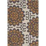 "Chandra Amy Butler (AMY13201-576) 5'0""x7'6"" Rectangle Area Rug"