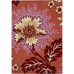 "Chandra Amy Butler (AMY13208-576) 5'0""x7'6"" Rectangle Area Rug"